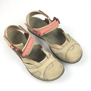 MERRELL Azura Wrap Outdoor Waterproof Sandal Sz 9